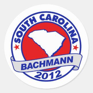 South Carolina Bachmann Sticker