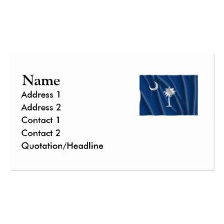 SOUTH CAROLINA PACK OF STANDARD BUSINESS CARDS