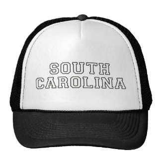 South Carolina Cap