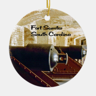 South Carolina Christmas Ornament