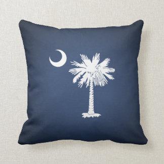 South Carolina Flag Cushion
