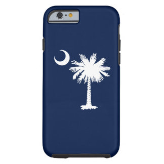 South Carolina Flag Tough iPhone 6 Case