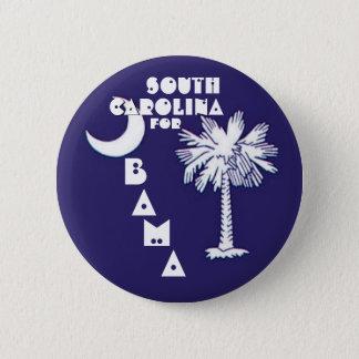 SOUTH CAROLINA FOR OBAMA Button