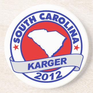South Carolina Fred Karger Coaster