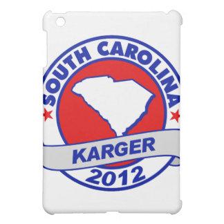 South Carolina Fred Karger iPad Mini Cover