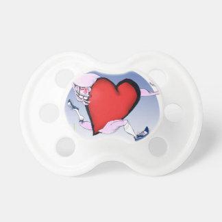 south carolina head heart, tony fernandes baby pacifiers