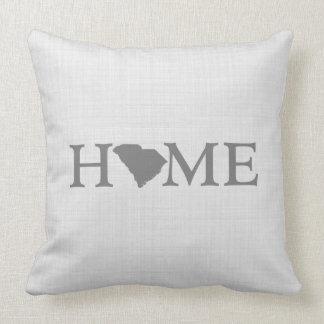 South Carolina Home State Throw Pillow
