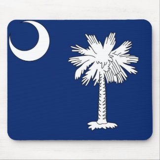 South Carolina Inspired Items Mouse Mat
