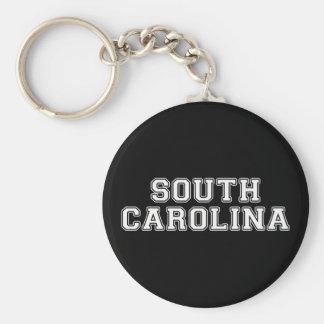 South Carolina Key Ring