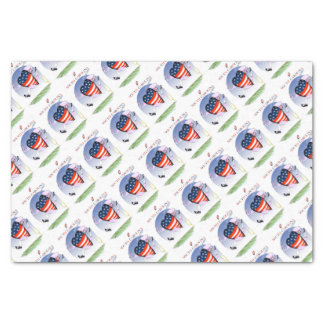 south carolina loud and proud, tony fernandes tissue paper