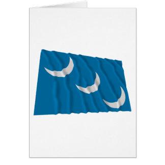 South Carolina Militia Flag Greeting Card