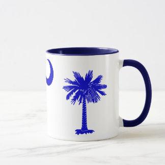South Carolina Palmetto and Crescent Mug