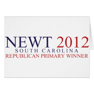South Carolina Republican Primary Greeting Card