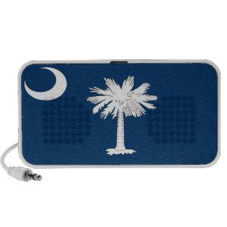 South Carolina State Flag Speaker System