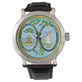 South Carolina state seal america republic symbol Watch
