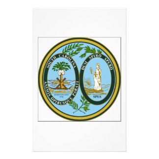 South Carolina State Seal Custom Stationery