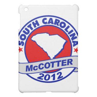South Carolina Thad McCotter iPad Mini Cases