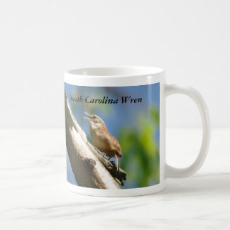 , South Carolina Wren Mug