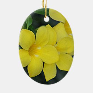 South Carolina Yellow Jessamine Christmas Ornament