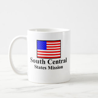 South Central States Mission Drinkware Basic White Mug