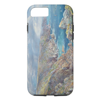South Coast of Guernsey from the Cribiere, 1862 (w iPhone 7 Case