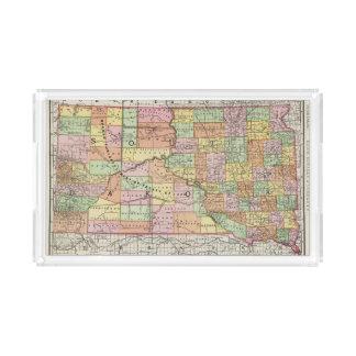 South Dakota Acrylic Tray