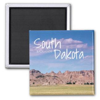 South Dakota Badlands Magnet