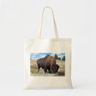 South Dakota Buffalo Tote Bag