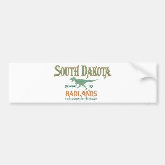 South Dakota Bumper Sticker