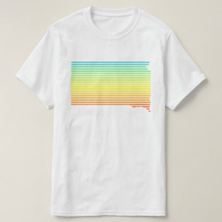 south dakota chill fade T-Shirt