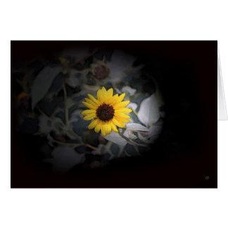 South Dakota Flower Greeting Card