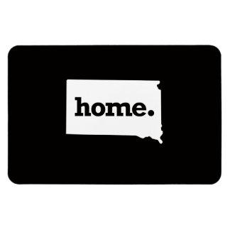 South Dakota Home Rectangular Photo Magnet