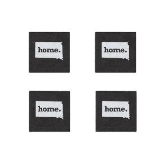 South Dakota Home Stone Magnet