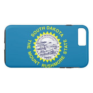 South Dakota iPhone 7 Plus Case