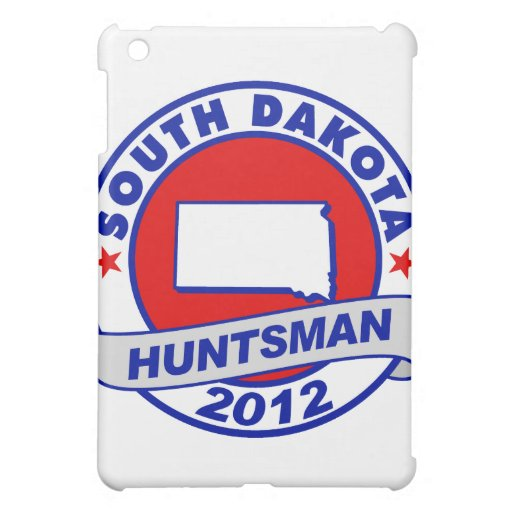 South Dakota Jon Huntsman iPad Mini Covers
