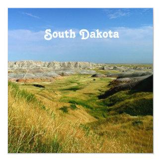 South Dakota Landscape Invitations