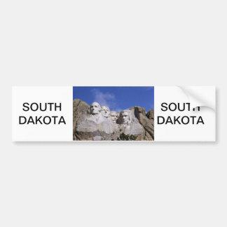 SOUTH DAKOTA - MOUNT RUSHMORE BUMPER STICKER