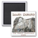 South Dakota Mount Rushmore Fridge Magnet