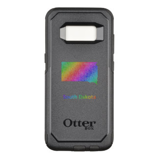 South Dakota OtterBox Commuter Samsung Galaxy S8 Case