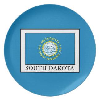 South Dakota Party Plates