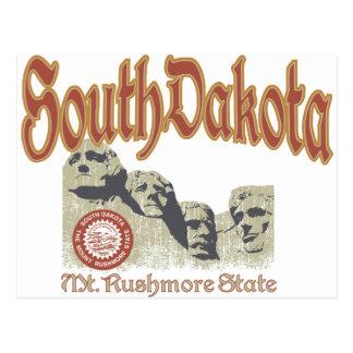 South Dakota Postcard