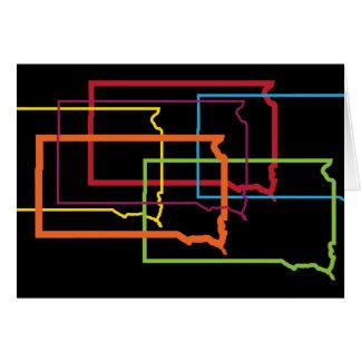 south dakota pride blur card