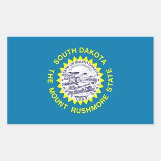 South Dakota Rectangular Sticker