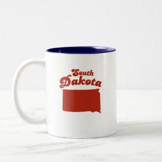 SOUTH DAKOTA Red State Coffee Mug