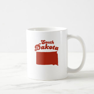 SOUTH DAKOTA Red State Mugs