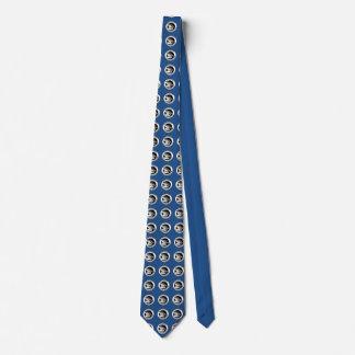 South Dakota Snowbird Shield Tie