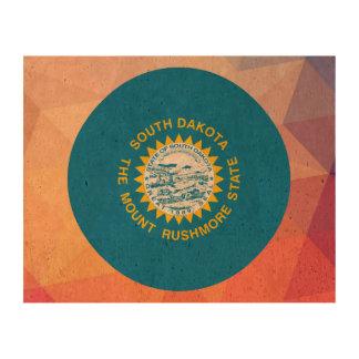 South Dakota Souvenir Photo Cork Paper