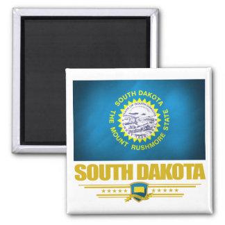 South Dakota (SP) Square Magnet