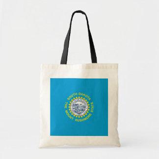 South Dakota State Flag Design Budget Tote Bag