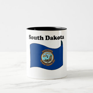South Dakota State Flag Coffee Mug